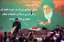 مراسم ارتحال آیتالله هاشمی شاهرودی در بوشهر برگزار میشود