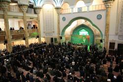 Officials bid farewell to senior cleric Ayatollah Shahroudi