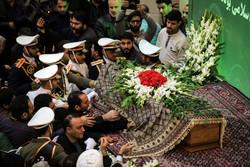 Ayetullah Şahrudi'nin cenaze töreni Tahran'da yapıldı