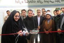 کتابخانه عمومی امامزاده محمد(ع) بخش «درب گنبد» بازگشایی شد