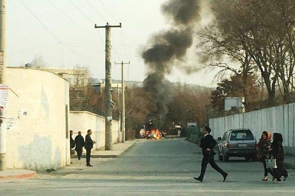 کابل میں حکومتی کمپاؤنڈ پرحملے میں ہلاکتوں کی تعداد 43 تک پہنچ گئی