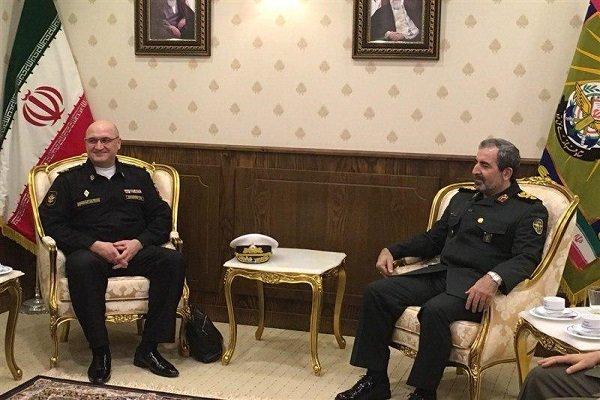 طهران تستضيف الاجتماع الثاني للجنة العسكرية المشتركة بين ايران وروسيا