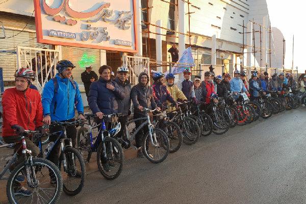 همایش بزرگ تور گردشگری با دوچرخه در قزوین برگزار می شود