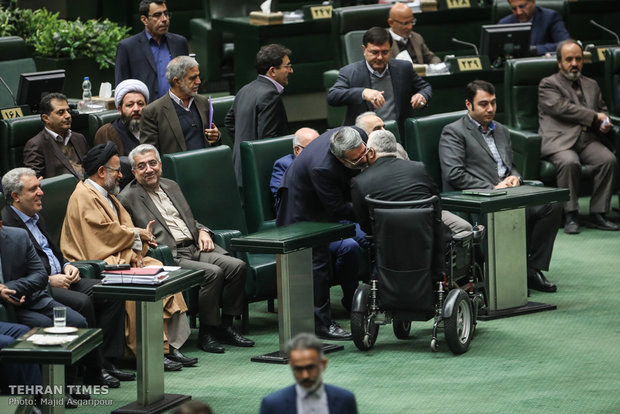Rouhani submits budget bill to Majlis