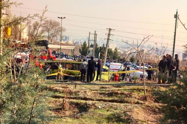 """ضحايا حادث انقلاب الحافلة في جامعة """"آزاد""""يرتفع إلى 10 طلاب"""