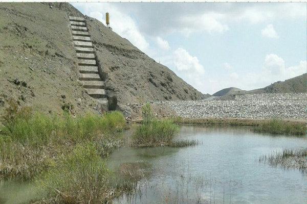 معطل ماندن سد «آناهیتا» با گروکشی پیمانکار