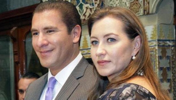 میکسیکو کی ریاست پیوبلا کی خاتون گورنر شوہر سمیت ہلاک