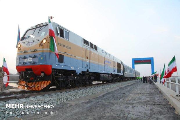 اقدامات اولیه برای اتصال خط ریلی آذربایجان به پارسآبادانجام یافت