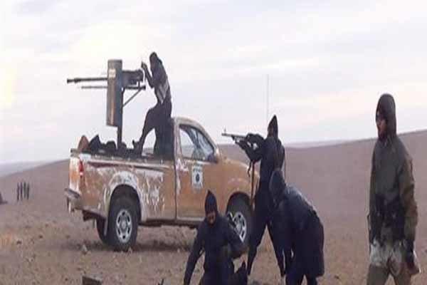 ڕۆڵی سەربازانی ئەمریکی لە کەوتنی هەندێ ناوچەی ئەنبار بە دەستی داعش