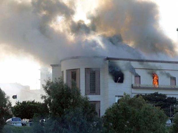 داعش نے لیبیا کے وزارت خارجہ پر حملے کی ذمہ داری قبول کرلی