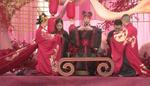 چین میں 99 جوڑوں کی اجتماعی شادی