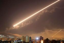 شلیک سوریه به جنگنده های صهیونیستها/ پدافند هوایی اسرائیل فعال شد