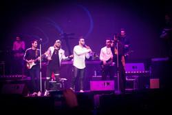 کنسرت «ماکان بند» برگزار شد