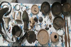 Over 6800 historical objects retrieved in 9 months