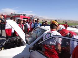 امدادرسانی به ۱۴۰۰ نفر در ۷۲ ساعت گذشته/۵۰۰ نفر نجات یافتند