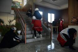 تدوین چارت مقابله با بحران حوادث در دانشگاه علوم پزشکی شهید بهشتی