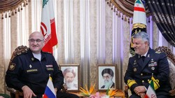 Iran, Russia to strengthen naval cooperation