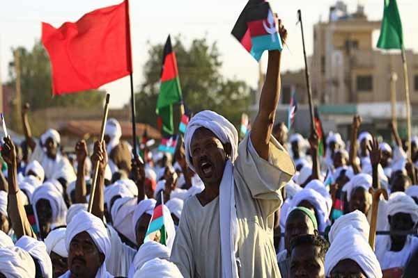 Bread revolution in Sudan