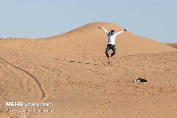 صحراء ابو زيد اباد