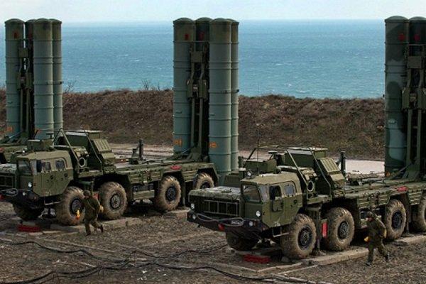 روسیه زمان دقیق تحویل اس-۴۰۰ به ترکیه را اعلام کرد