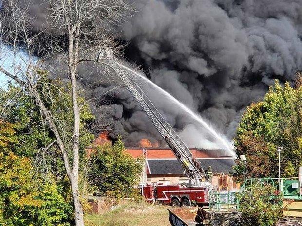 پولینڈ میں بے گھر افراد کی عمارت میں آگ لگنے سے 6 افراد ہلاک