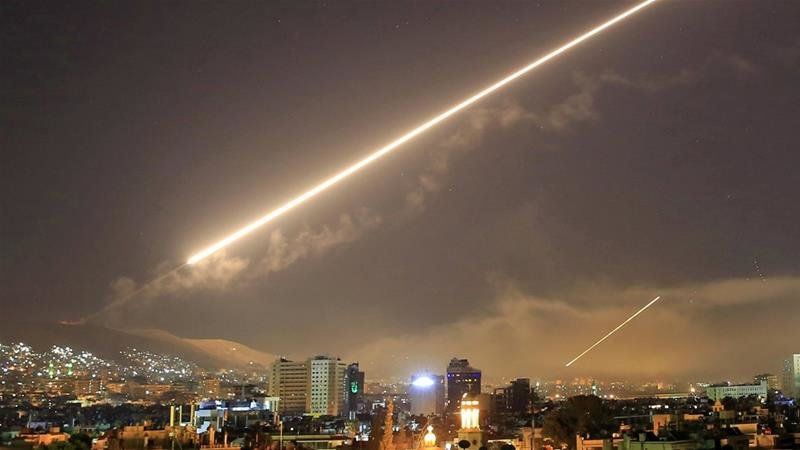 Moscow slams Israeli strikes against Syria