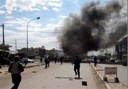 بغداد کے گرین زون میں امریکی سفارتخانہ پر دو میزائلوں سے حملہ