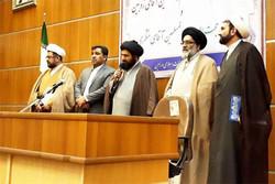 حجت الاسلام منتظری به عنوان رییس اداره تبلیغات ورامین معارفه شد