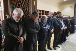 تہران میں بس حادثے میں جاں بحق ہونے والے طلباء کی یاد میں مجلس ترحیم