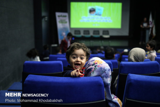 جشن رونمایی کتاب هایی برای کودکان طیف اتیسم