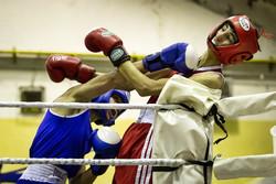 البطولة الوطنية للملاكمة للشباب في مدينة رشت
