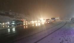 ترافیک سنگین در محورهای بومهن و لواسان