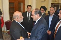 Embassy honors Ayatollah Shahroudi in Baghdad