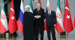Iran-Russia-Turkey summit on Syria to be held in Sochi on Feb. 14