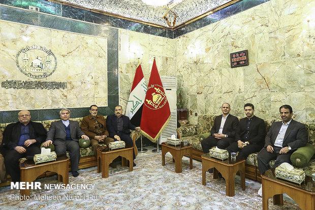 Parl. Security Commission members visit Iran-Iraq border regions