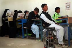 طرح تامین وسایل گرمایشی برای مدارس سیستان و بلوچستان آغاز شد