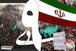 دشمنان آرزوی براندازی نظام جمهوری اسلامی را به گور خواهند برد