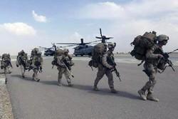 نظامیان آمریکایی در افغانستان