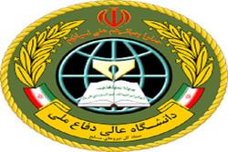 نمایشگاه مقاومت در حوزه سایبر در دانشگاه عالی دفاع ملی برپا شد