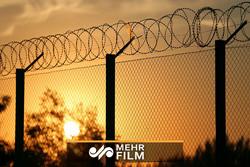 فلم/ روس نے یوکرائن کی سرحد پر سکیورٹی کو مضبوط کرلیا