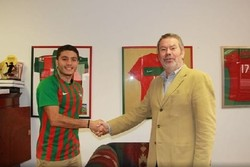 Two Iranian players join Portugal's Marítimo