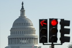 VIDEO: Congress empty as US government shutdown persists