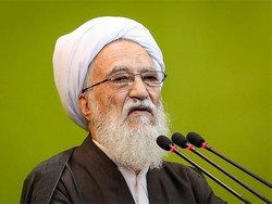 Ayatollah Movahedi Kermani chairing Expediency Council