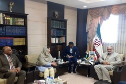 Amb. says Iran-Pakistan relations at highest level