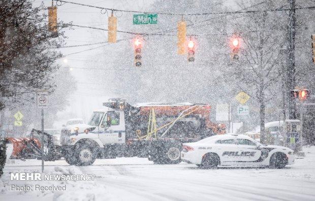 امریکہ میں شدید طوفان اور مختلف حادثات میں 6 افراد ہلاک
