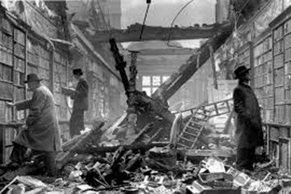 محبوبیت کتاب چقدر است/وقتی خرید کتاب در آمریکا، دفاع از آزادی بود