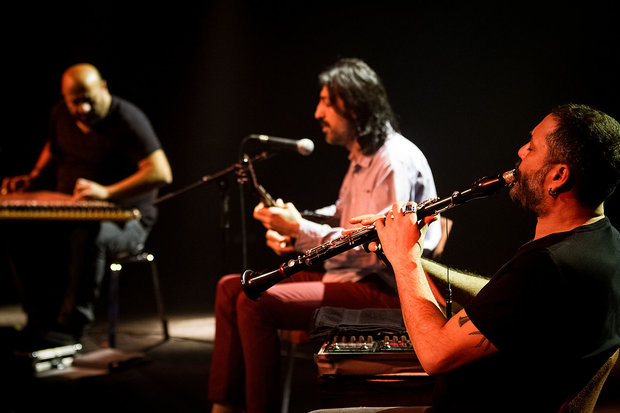 Turkish musical band to perform in Tehran