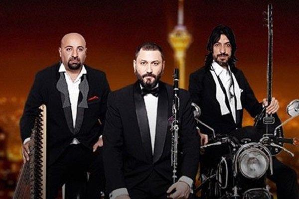 """Türk """"Taksim Trio"""" müzik grubundan İran'da ilk konser"""
