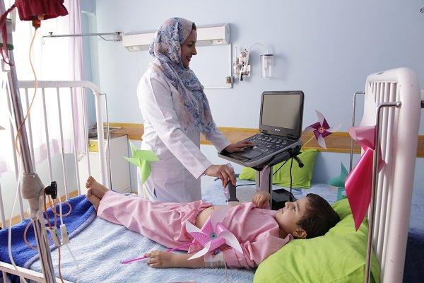 ارائه خدمات درمانی استاندارد به کودکان مبتلا به سرطان