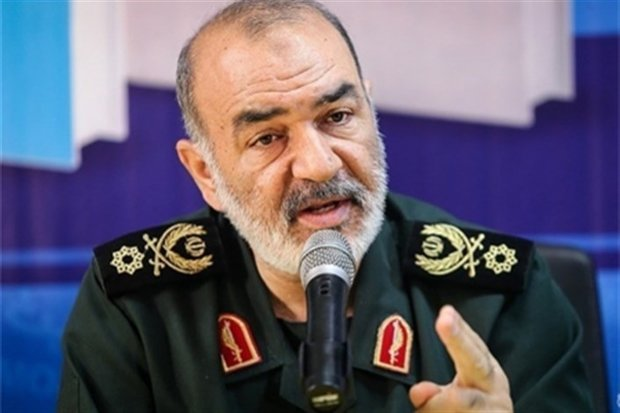 US not powerful, brave enough to break out war against Iran: IRGC chief
